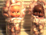 peppermint candy doll jars