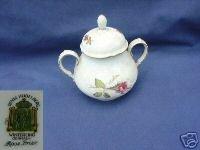 Royal Heidleburg Rosebrier 1 Sugar Bowl with Lid MINT