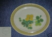 Franciscan Pebble Beach 1 Oval Platter