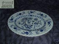 J & G Meakin Blue Nordic Oval Serving Platter