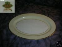 Meito Carlton Oval Serving Platter