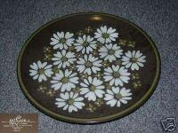 Mikasa Ravenna 1 Round Platter or Chop Plate - MINT