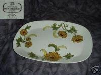 Noritake Aloha Oval Serving Platter