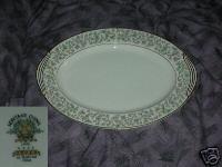 Noritake Dover Oval Serving Platter
