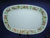 Noritake Homecoming Large Oval Platter