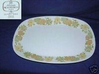 Noritake Sunny Side Large Oval Serving Platter
