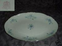 Seyei Elegant Lady 1 Oval Serving Platter