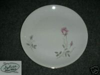 Sylvia Pink Rose 1 Round Platter or Chop Plate