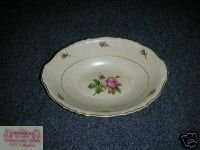 Syracuse Victoria 1 Oval Vegetable Serving Bowl