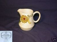 Noritake Aloha 1 Cream Pitcher ( Creamer )