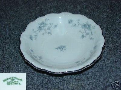 Johann Haviland Bavaria Blue Garland 4 Fruit Bowls