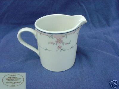 Sango Royal Collection Bridal Rose Cream Pitcher