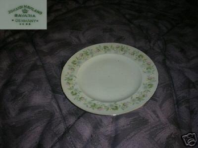 Johann Haviland Forever Spring 4 Bread Plates