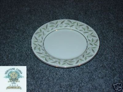 Noritake Carole 4 Bread and Butter Plates
