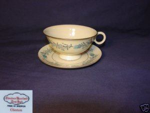 Theodore Haviland Clinton 4 Cup and Saucer Sets