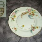 Theodore Haviland Gladiola 5 Bread and Butter Plates