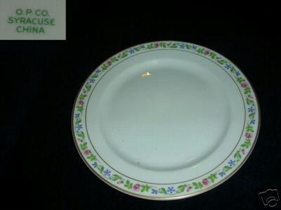 Syracuse Melrose 3 Salad Plates