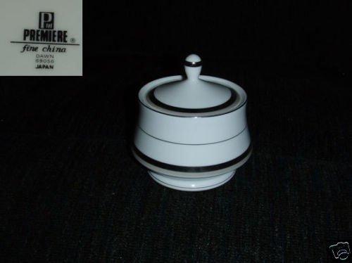 Premiere Dawn 1 Sugar Dish ( Bowl ) with Lid