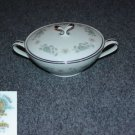Noritake Wellesley 1 Sugar Dish ( Bowl ) with Lid