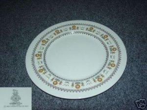 Royal Doulton Kimberley 1 Dinner Plate - MINT