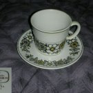 Noritake Tressa 6 Cup and Saucer Sets