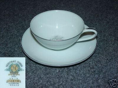 Noritake Taryn 5 Cup and Saucer Sets