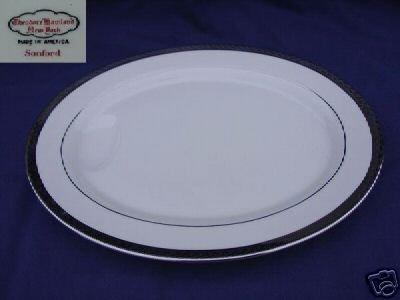Theodore Haviland New York Sanford 1 Dinner Plate MINT