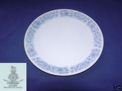 Royal Doulton Cranbourne 1 Salad Plate
