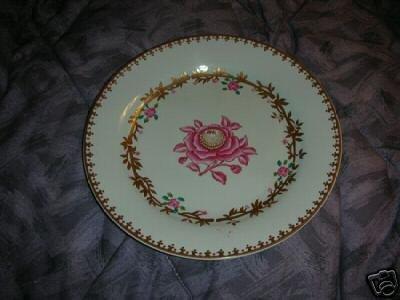 Avon Abigail Adams Porcelain Plate New in Box