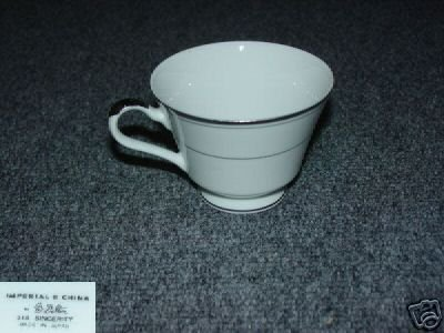 Imperial China Sincerity 3 Cups (ONLY)