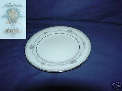 Noritake Belfort 2 Bread and Butter Plates
