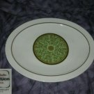 Noritake Moon Valley 1 Oval Serving Platter - 13 7/8""