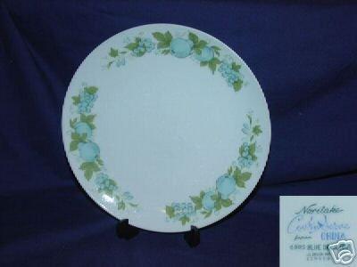 Noritake Blue Orchard 5 Salad Plates