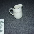 Noritake Marquis 1 Cream Pitcher ( Creamer )