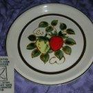 Sears Harmony House Strawberries Chop Plate Platter