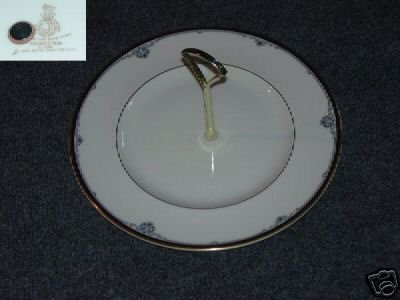 Royal Doulton Princeton Round Serving Tray with Handle