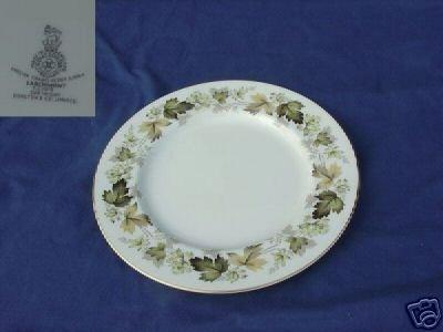 Royal Doulton Larchmont 3 Dinner Plates - MINT