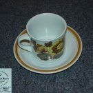 Royal Doulton Forest Glen 4 Cup and Saucer Sets - MINT