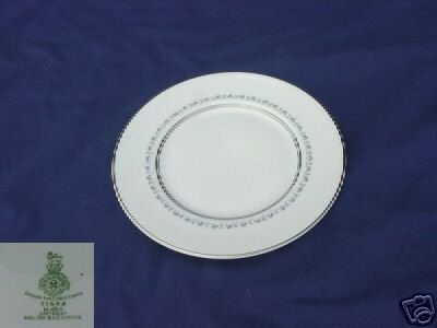 Royal Doulton Tiara 4 Salad Plates  - MINT