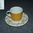 Royal Doulton Sundance 4 Cup and Saucer Sets - MINT