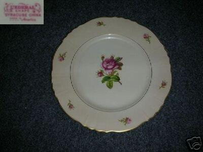 Syracuse Victoria 5 Dinner Plates