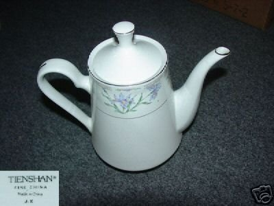 Tienshan Jardin Coffee Pot with Lid