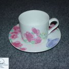 International Tableworks Floradale 6 Cup & Saucer Sets