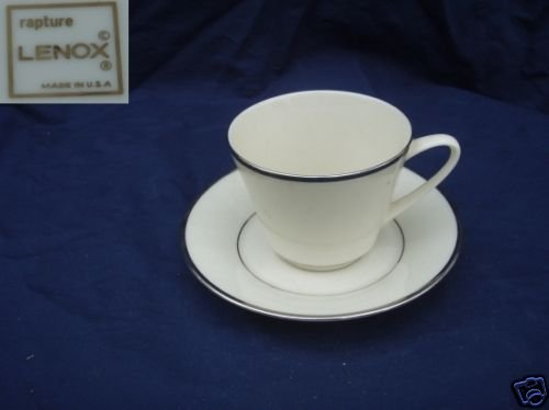 Lenox Rapture 4 Cup and Saucer Sets