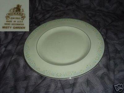 Pickard Misty Garden 1 Dinner Plate