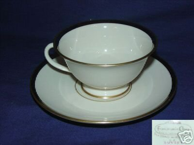 Franciscan Sunset 1 Cup and Saucer Set
