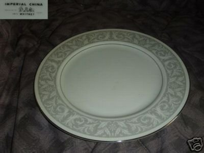 Imperial ( Japan ) Whitney 4 Dinner Plates