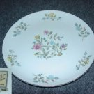Flair Fine China Blossom Time 4 Dinner Plates