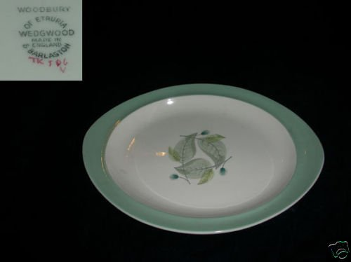 Wedgwood Woodbury 1 Oval Serving Platter - 13 inches
