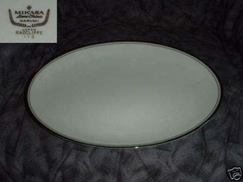 Mikasa Radcliffe 1 Oval Serving Platter